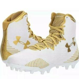 Shoes - NEW Under Armour Women's Lacrosse Cleats